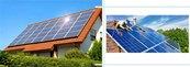 От солнечной батареи к аккумулятору и в общую электросеть